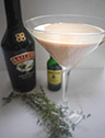 Cinnamon Cream Martini
